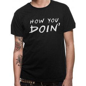 Tričko Friends - How u doin