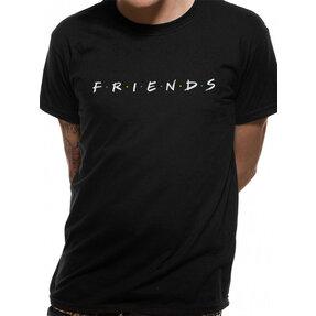 Tričko Friends - Logo