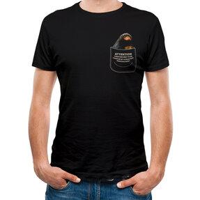 Tričko Grindelwaldove zločiny - Niffler vo vrecku