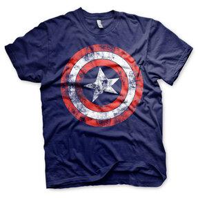 Tričko Marvel Comics Captain America Štít
