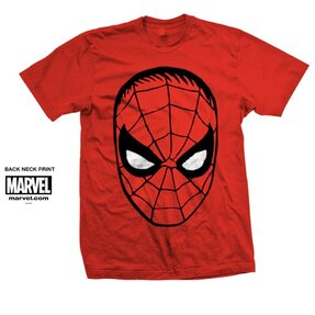 Tričko Marvel Comics Spider-Man Big Head