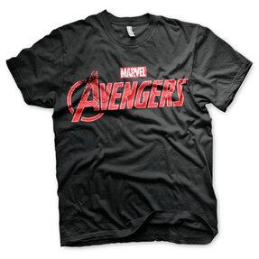 Tricou Marvel Comics The Avengers  Logo