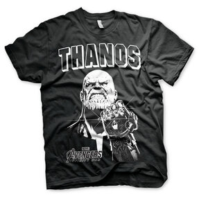 Tričko Marvel Comics The Avengers Thanos