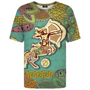 Tričko s krátkym rukávom Znamenie zverokruhu Strelec