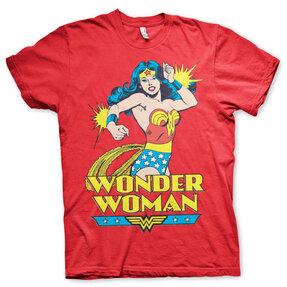 Tričko Wonder Woman Sila a Bojovnosť