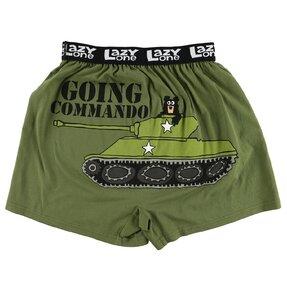 Vtipné pánske trenky Tank
