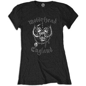 Dámske tričko Motorhead England