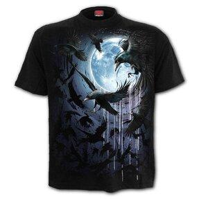 Tričko s krátkym rukávom Vrany v splne