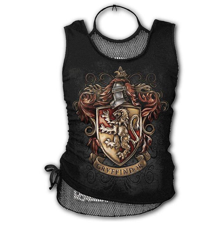 Dámské tílko 2v1 Harry Potter Nebelvír