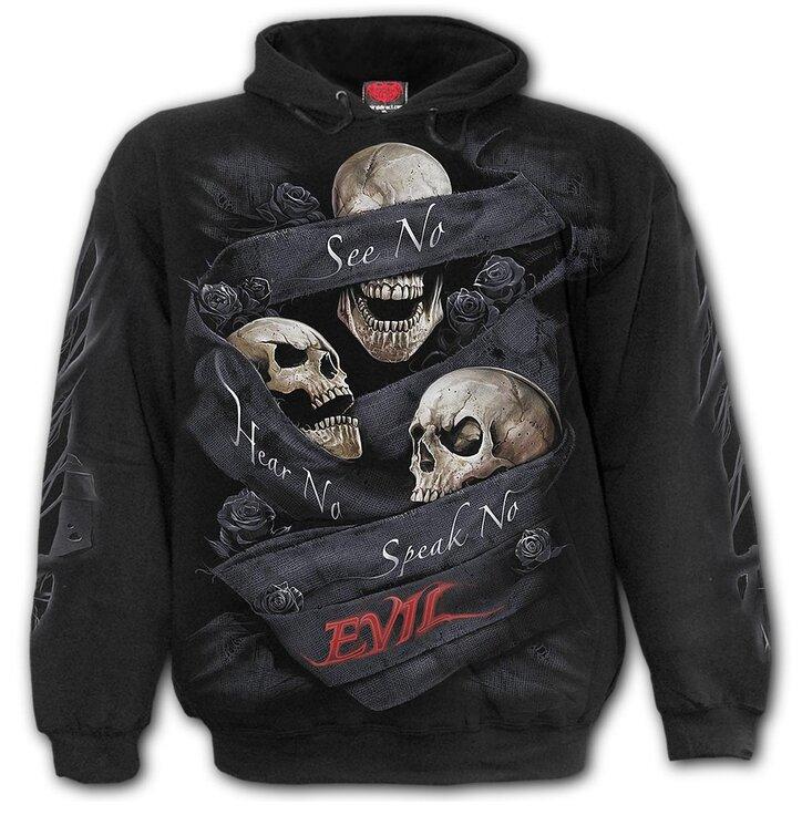Bluza z kapturem Spiral Direct See no evil