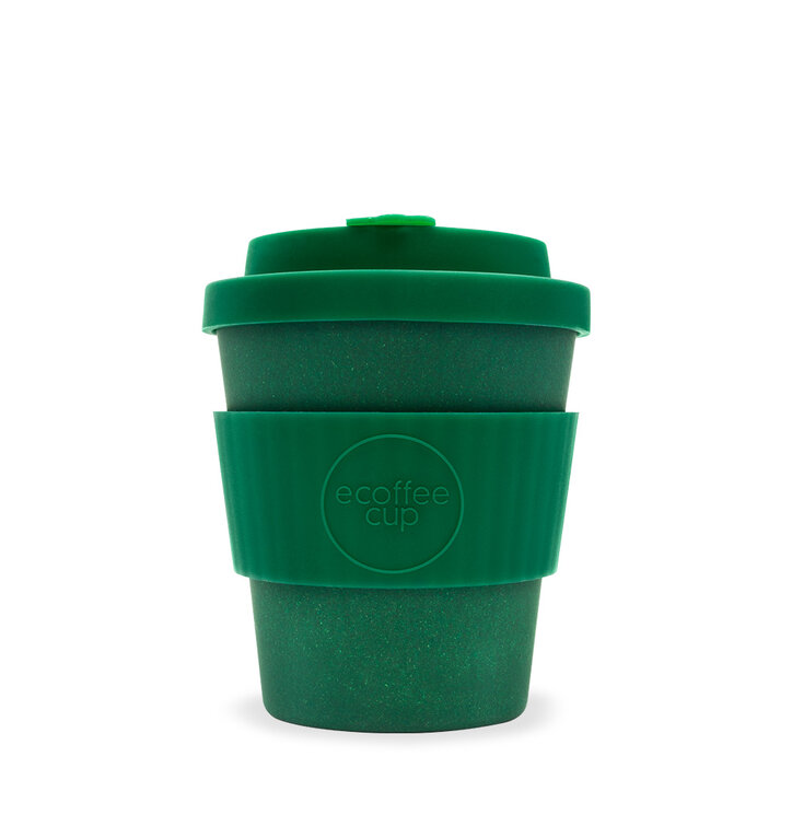 Mini bambusový ecoffee cup 2.0 zelený