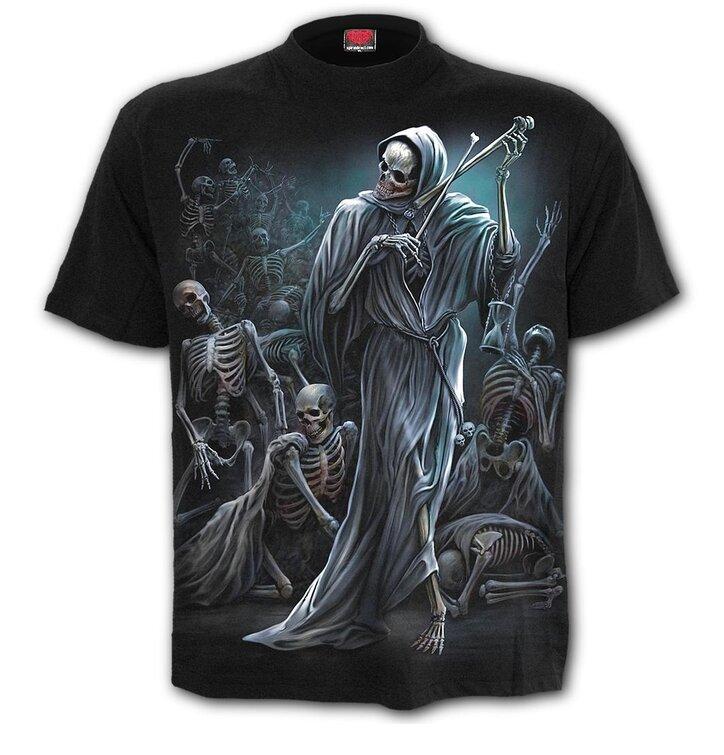 Tričko s krátkym rukávom Spiral Direct Dance of the Death