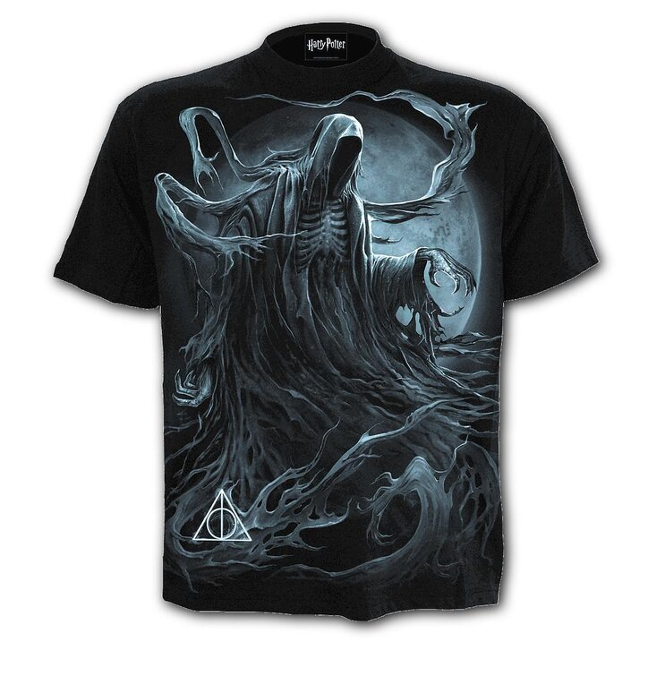 Tričko s krátkym rukávom Harry Potter Dementor