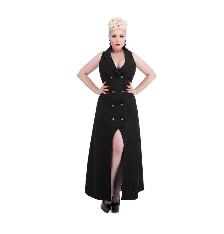 Hosszú gótikus ruha