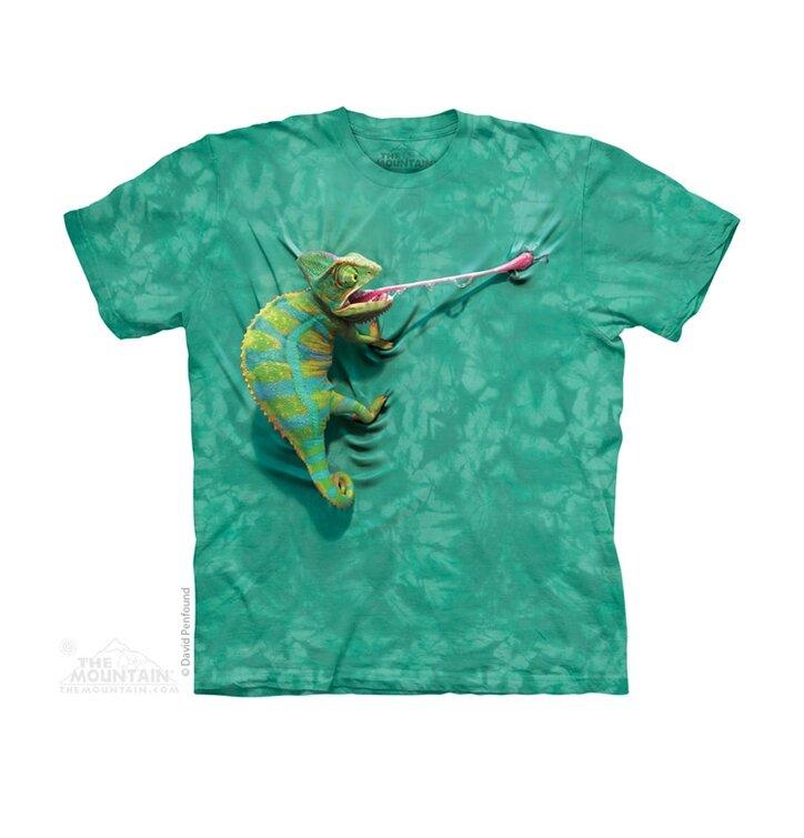 Tričko Chameleón - detské