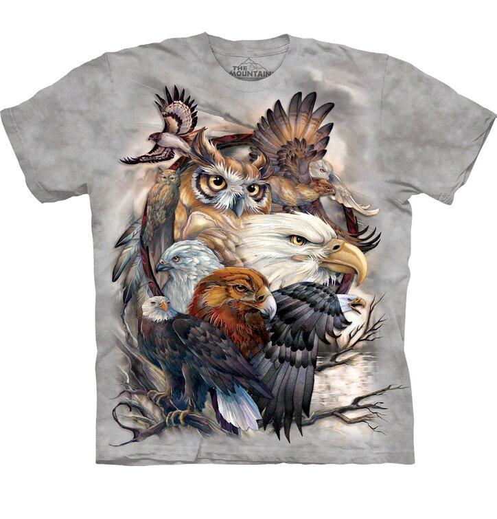 Tričko Říše ptáků