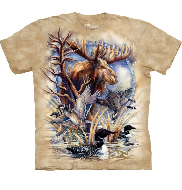 T-shirt Rule of Elk
