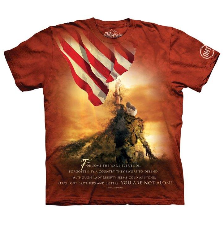 T-Shirt Kriegsveteran