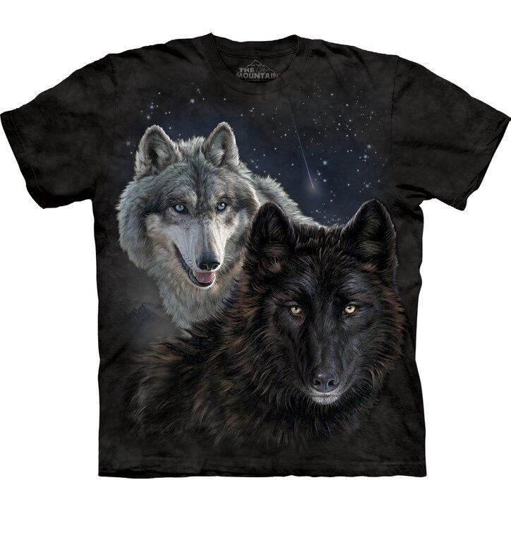 Tričko Vlčí dvojník