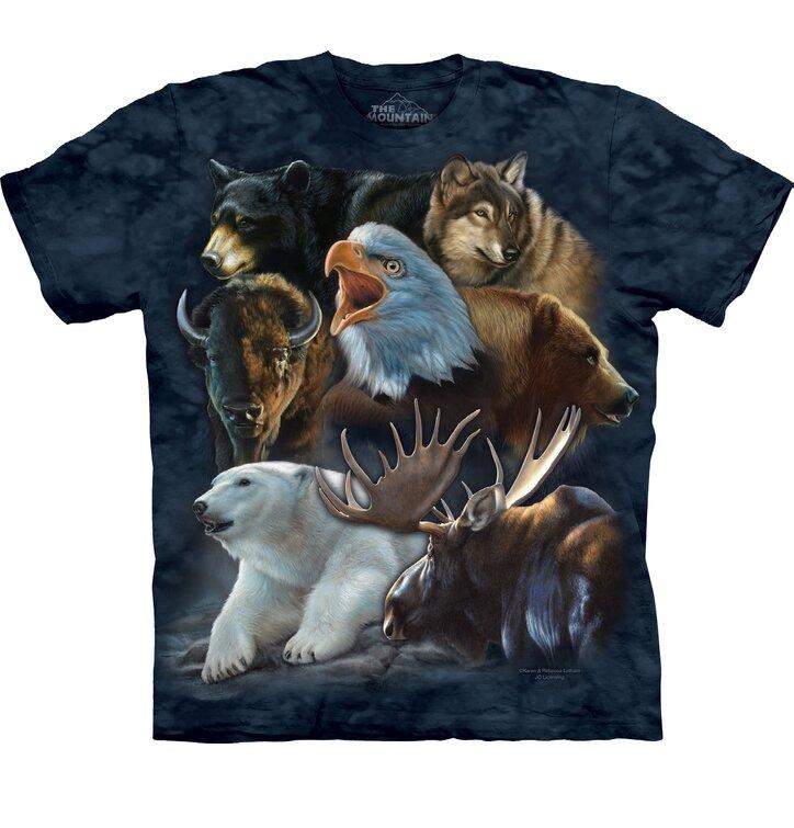 T-shirt Association of Animals