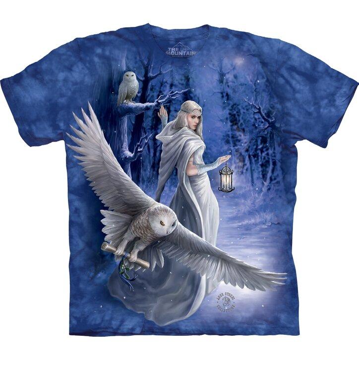 T-shirt Queen of Owls