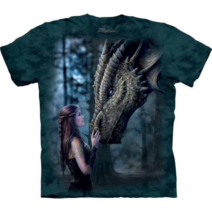 T-shirt Dragon's Lady