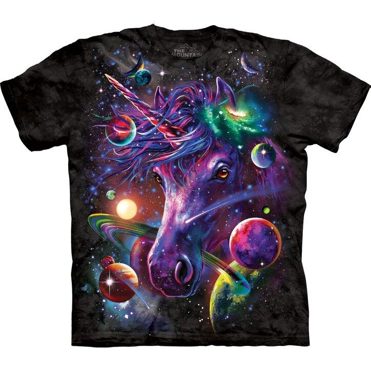 Egyszarvú az űrben póló