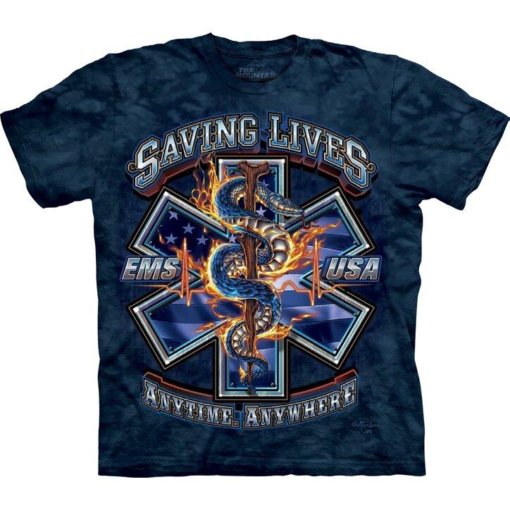 Tričko Záchranca životov