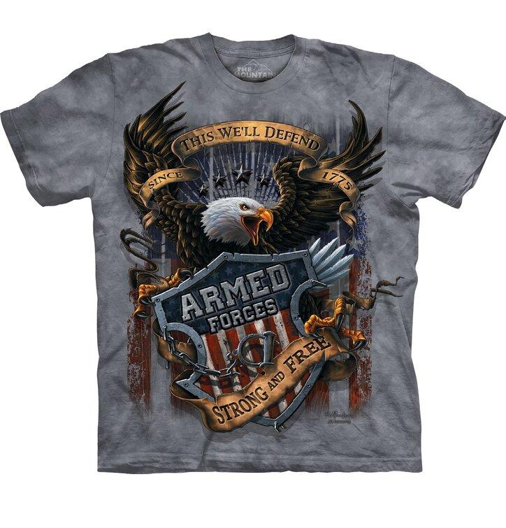 Tričko Americké sily