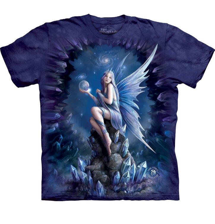 Tricou Zâna din cristal