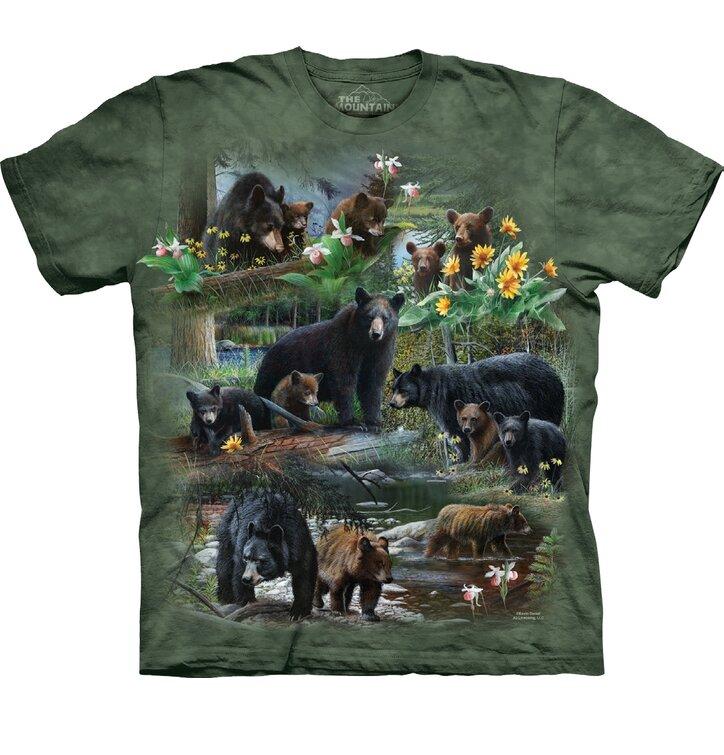 T-shirt Farm of Bears