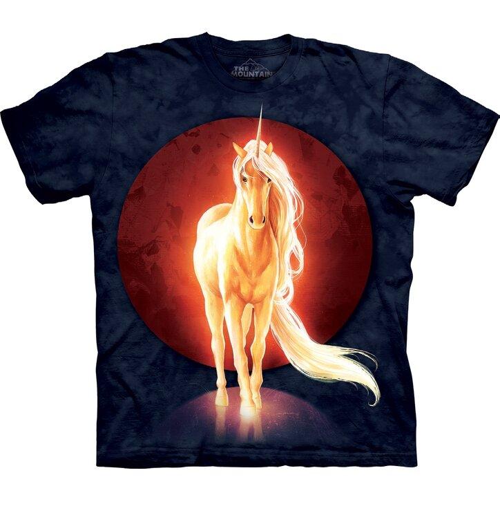 T-shirt Bright Unicorn