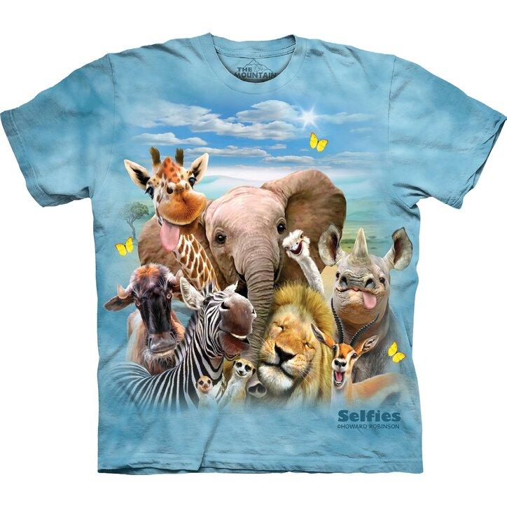 Sleva Tričko Zamilovaná zvířátka ce99e8f052