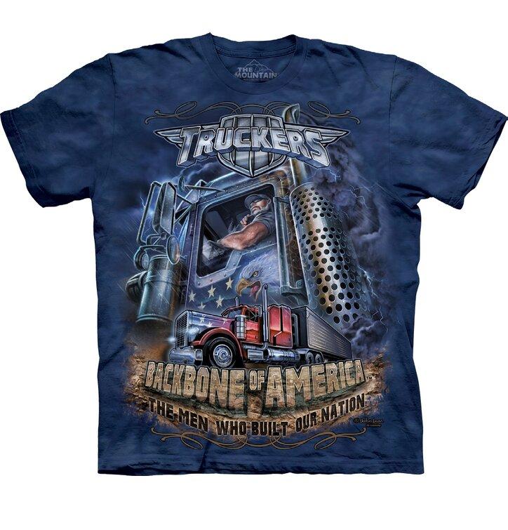 T-shirt Trucker