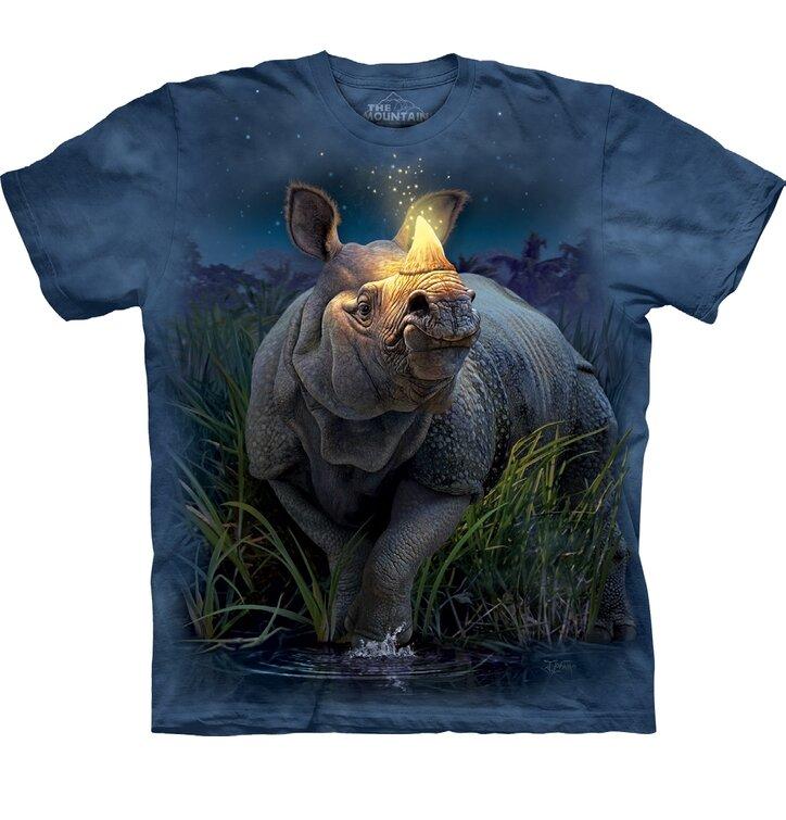 T-shirt Bright Rhino