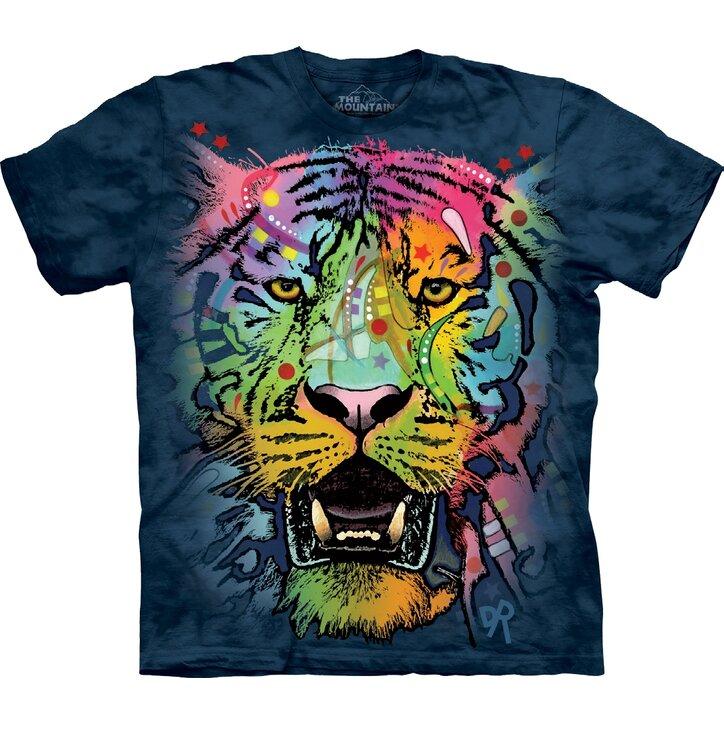 Színes Tigris póló