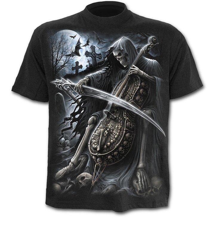 T-shirt Dead Violinist