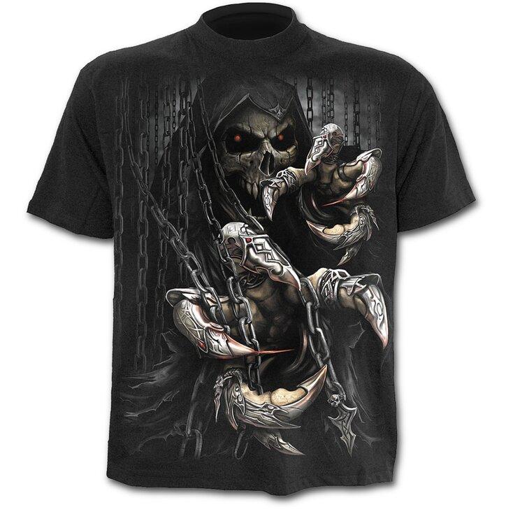 Tričko Pazúry smrti