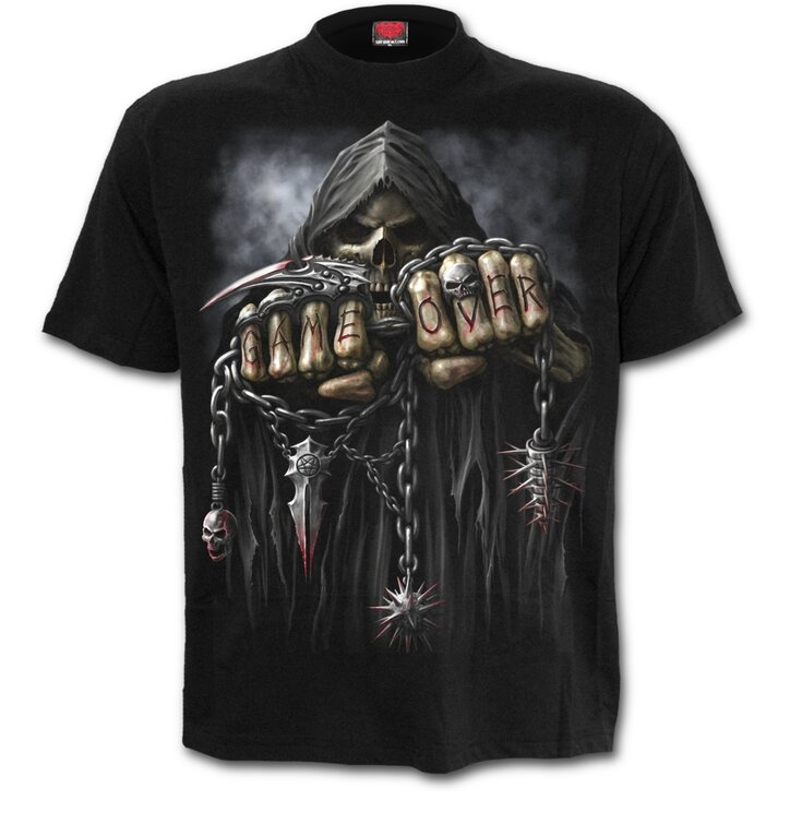 Plus Size T-shirt Furious Fists