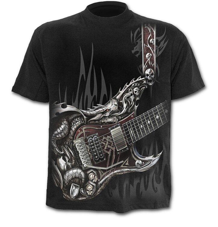 T-shirt Guitarist