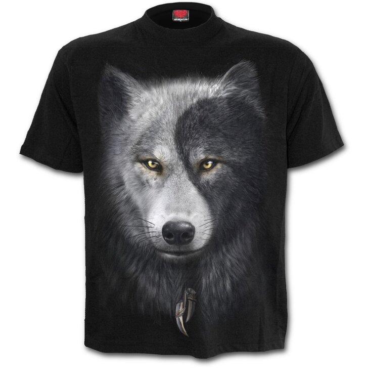 Farkas fej póló