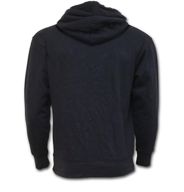 5bc2311123 Eredeti és szokatlan ajándékot keres? a megajándékozottat garantáltan  meglepi Női kapucnis pulóver Fekete