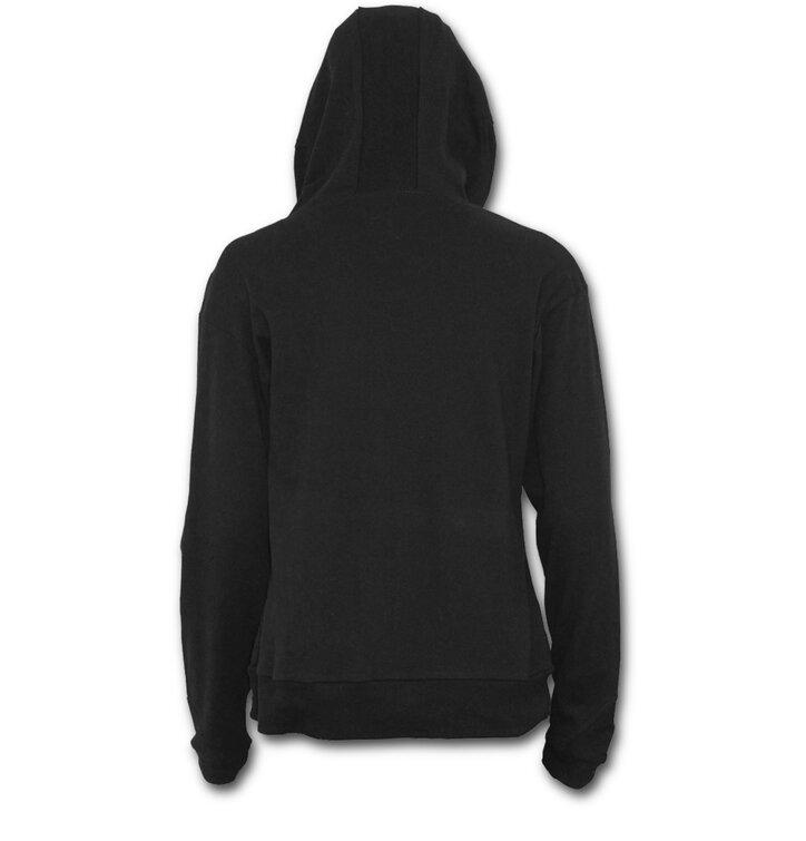 Výprodej Dámská mikina Černá · pro dokonalý a originální outfit ... fd9f1ad304