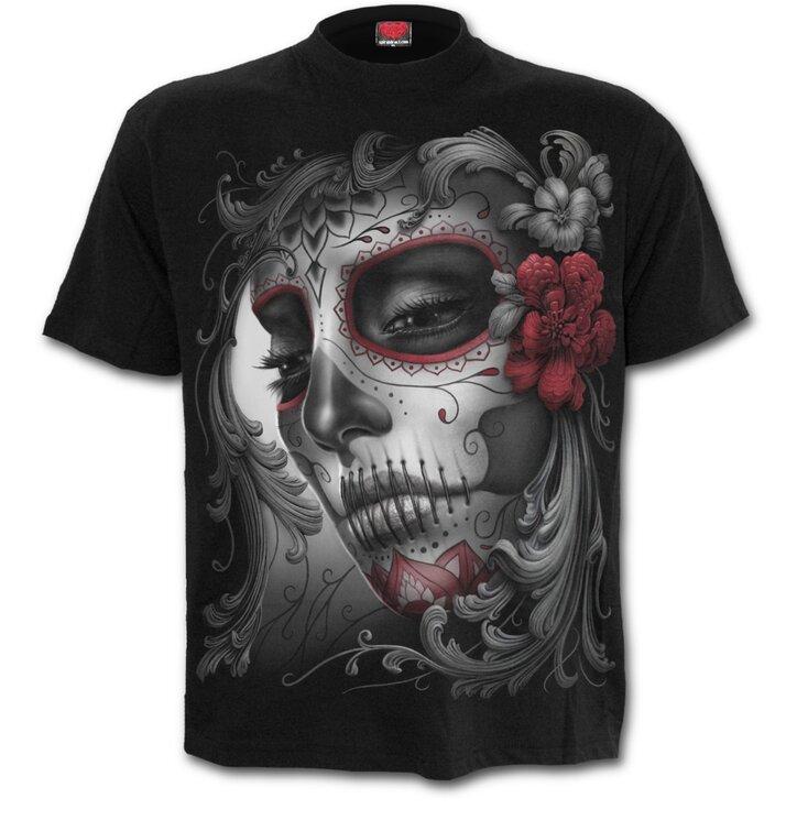 Tričko Kráľovná smrti