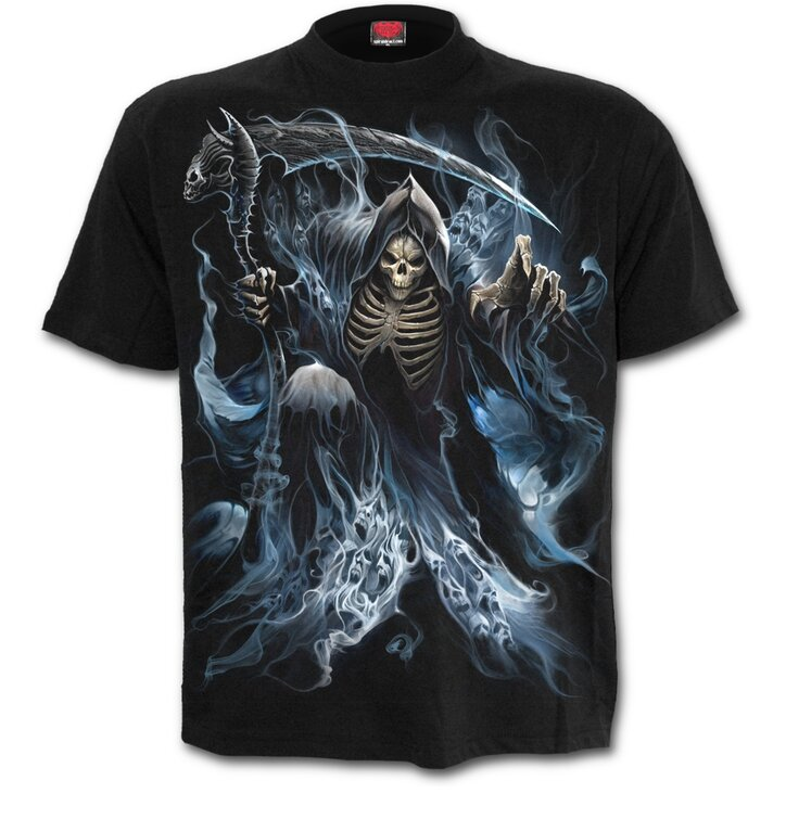 T-shirt Dead Wizard