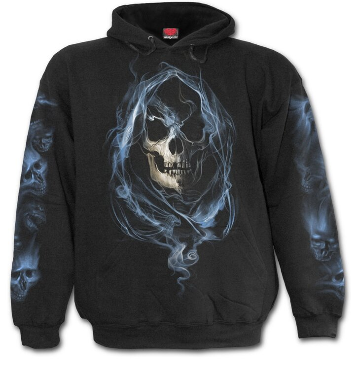 Hoodie Ghost of the Skeleton