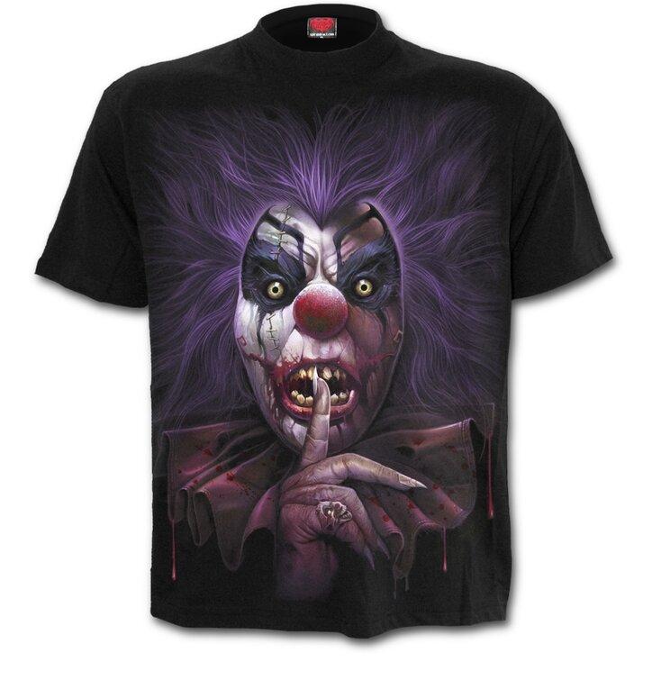 Tričko Krvavý šašo