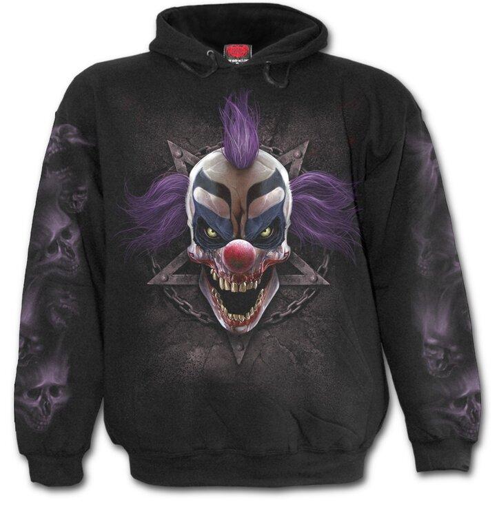 Hoodie Bloody Clown