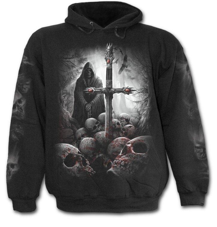 Hoodie Knight of Death