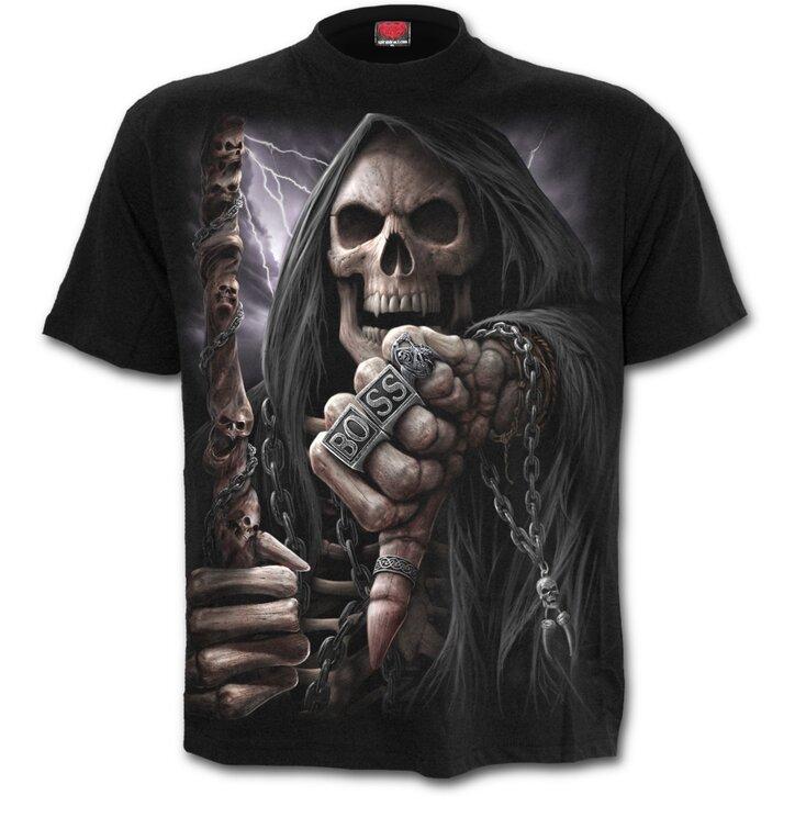 Tričko Šéf kostlivcov